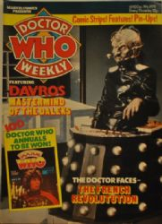Dr Who Weekly #10